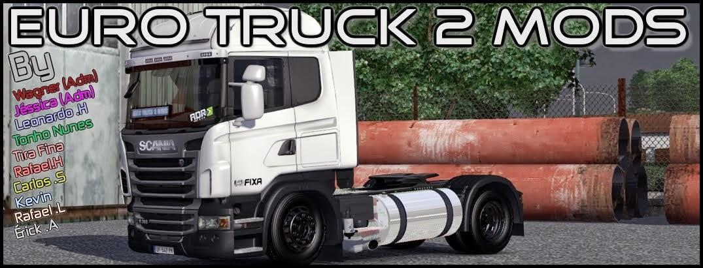 Euro Truck 2 Mods