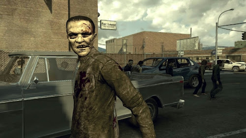 Screen Shot Of The Walking Dead All (2012) Full PC Game Free Download At Downloadingzoo.Com