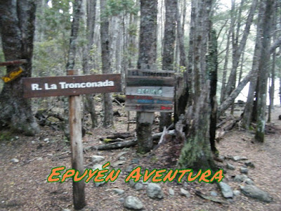 Refugio La Tronconada - El Bolsón - Comarca Andina - Epuyén Aventura Guías