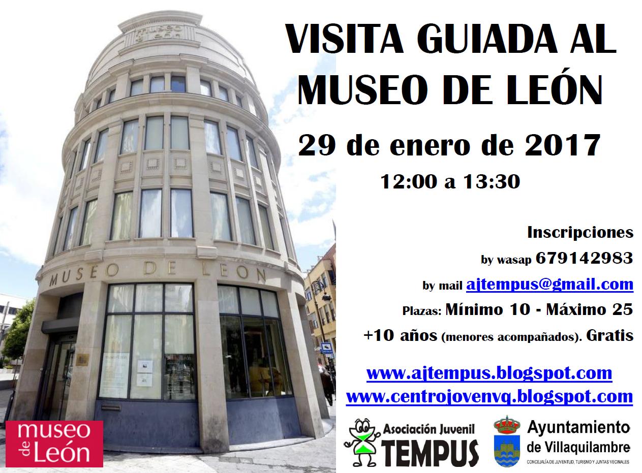 Visita guiada Museo de León