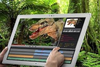 Panasonic Toughpad 4K, tablet pertama di dunia dengan resolusi 3840x2560