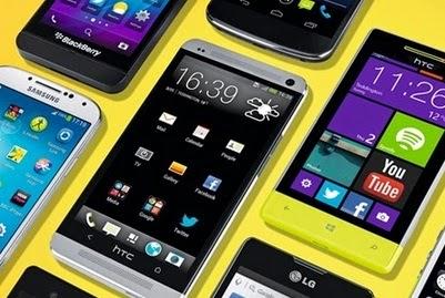 ponsel tercanggih, hp terbaru 2015