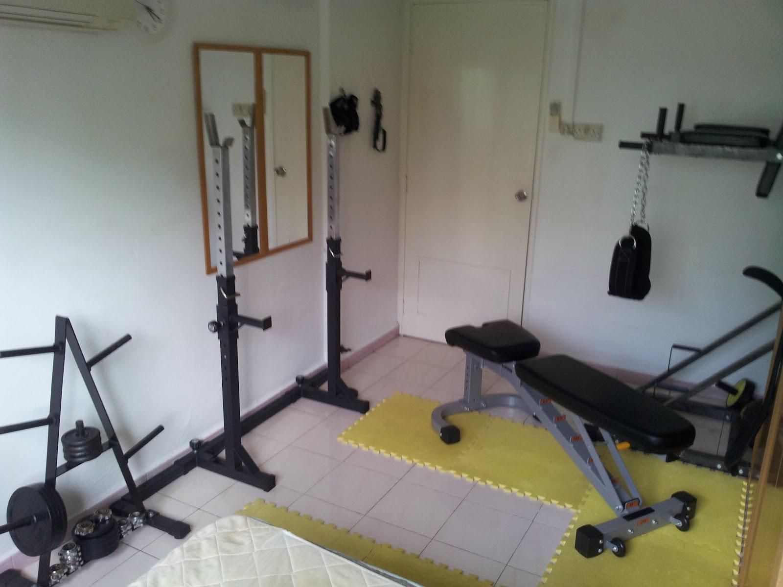 Singapore home gym singapore home gym undergoes renovation a