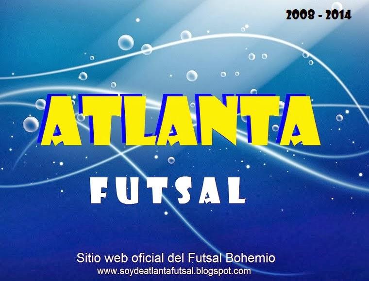 SITIO WEB OFICIAL DEL FUTSAL DE ATLANTA