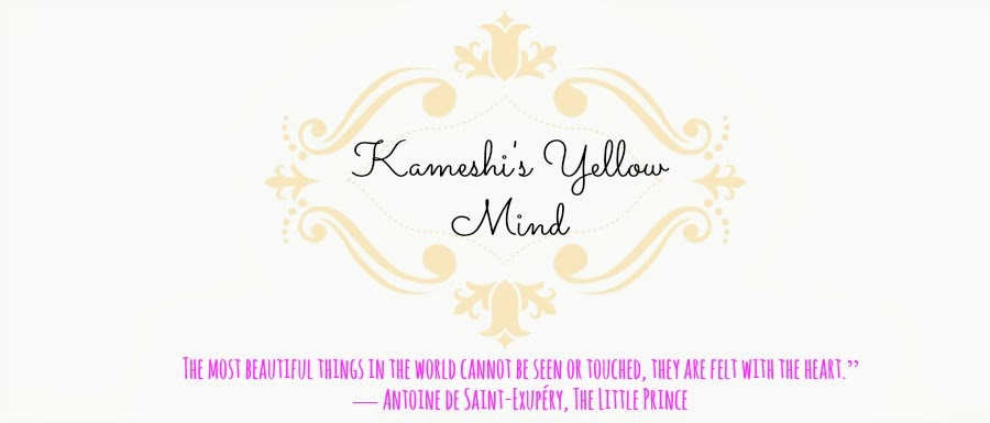 Kameshi's Yellow Mind