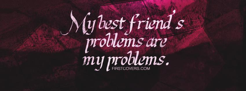 Friend Quotes Facebook Covers. QuotesGram