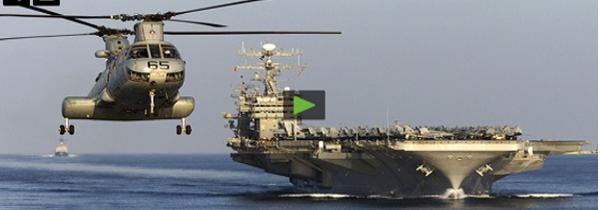 VÍDEO: El mundo en Shock - EE.UU. envía flota de guerra hacia aguas de Corea del Norte