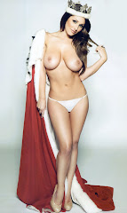 Lucy Pinder Queen Of Boobs For Nuts Magazine Www