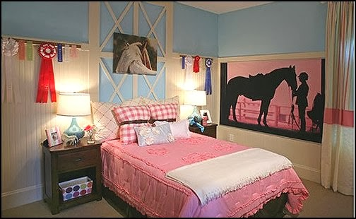 Horse Themed Bedroom Ideas Simple Inspiration Design