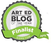 Art of Ed Art Blogger of the Year Finalist