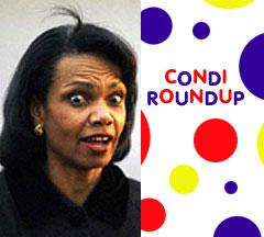 Condoleezza rice essay