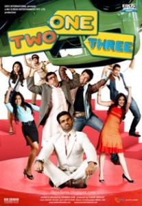 Download Hindi Movie One Two Three MP3 Songs, Download One Two Three Songs