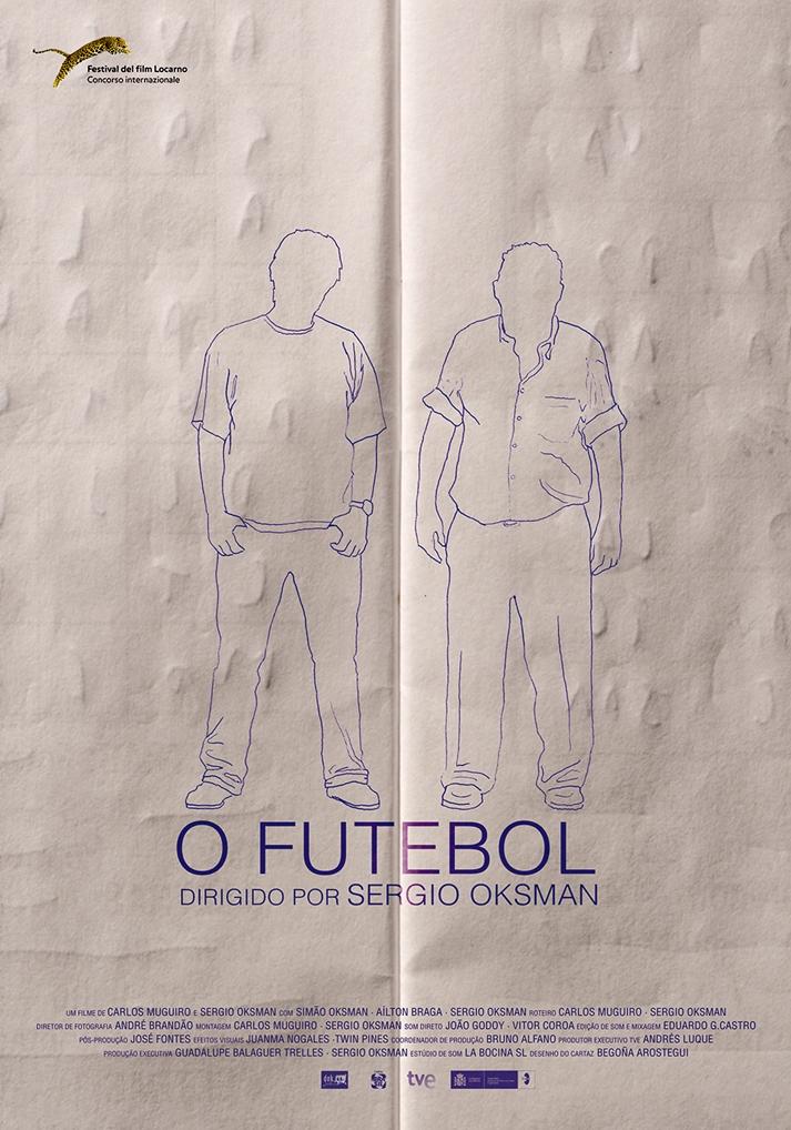 Póster O futebol