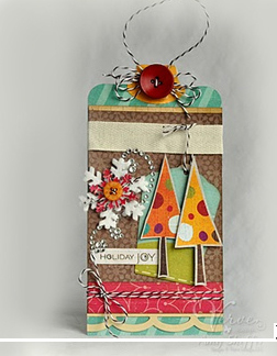 Etiquetas para los regalos de navidad