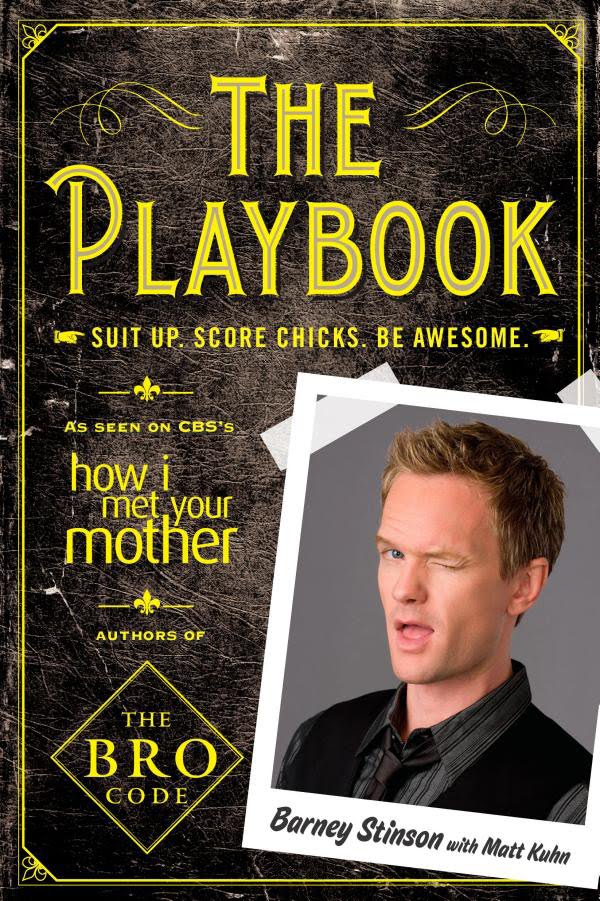 Il Playbook di Barney Stinson