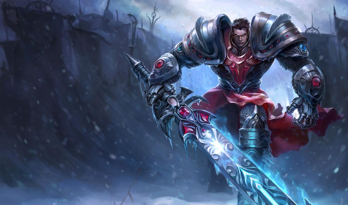 Dehşet Şövalyesi Garen