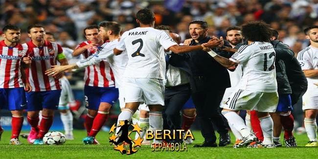 Derbi Madrid Tercipta di Babak 16 Besar Copa del Rey