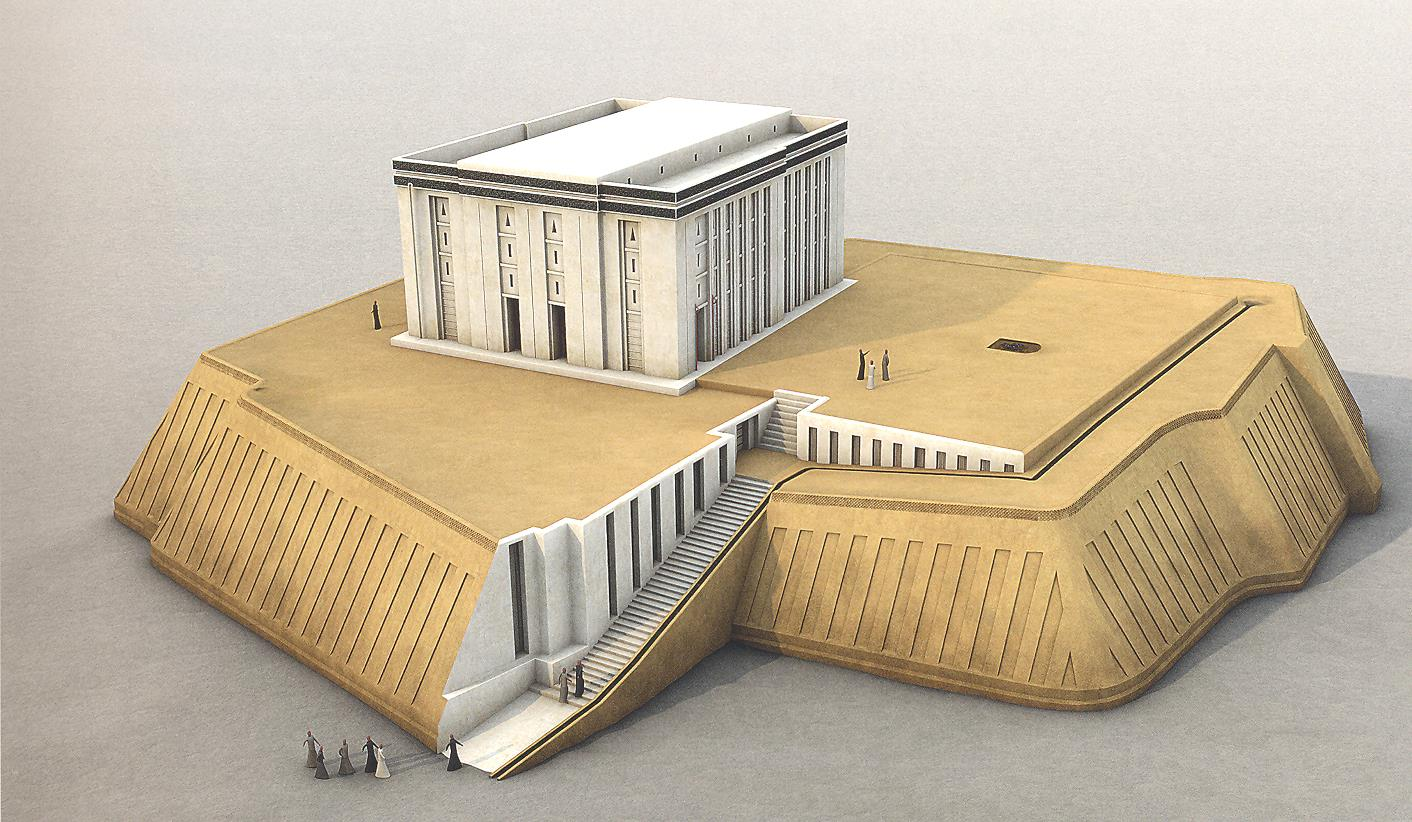 Resultado de imagen de Templo de Piedra Caliza uruk