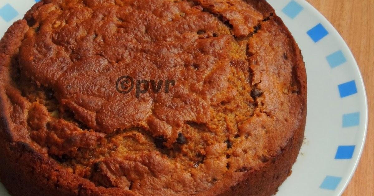 Vegan Low Fat Chocolate Applesauce Cake