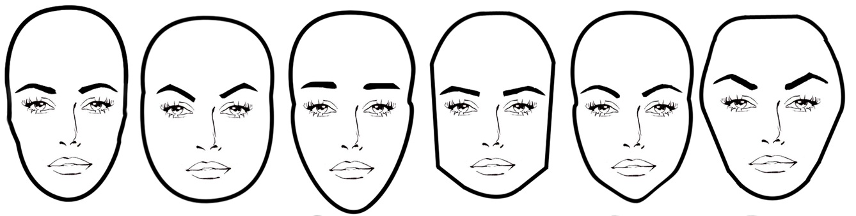 cosmeticos d f cejas conoce las distintas formas para