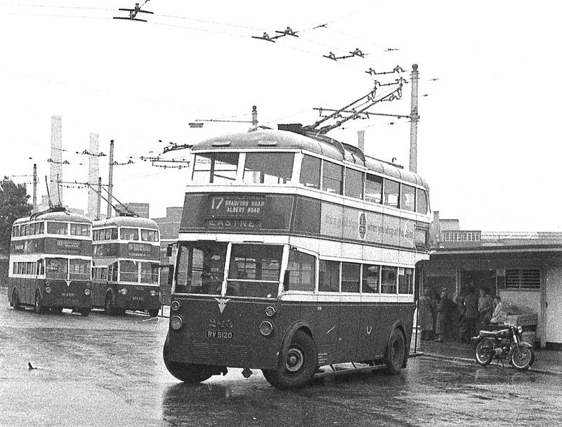 Portsmouth Trolley Bus