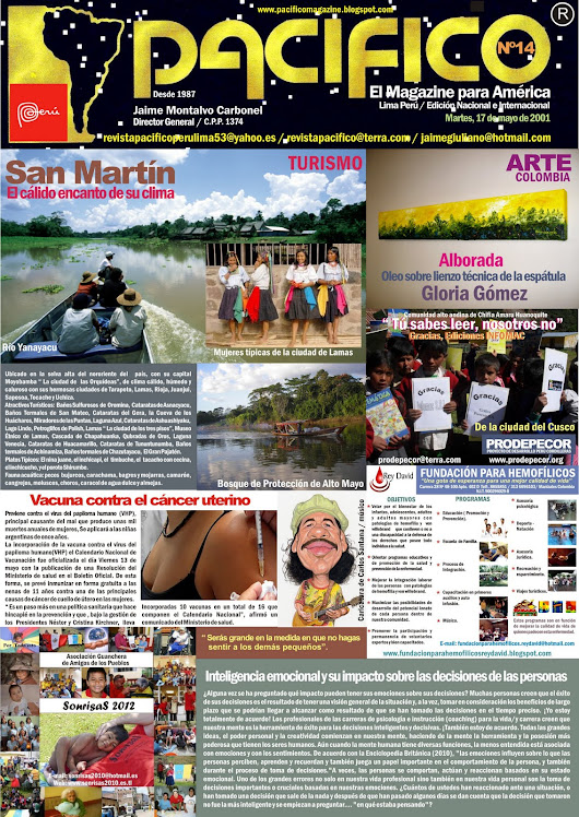 Revista Pacífico Nº 14
