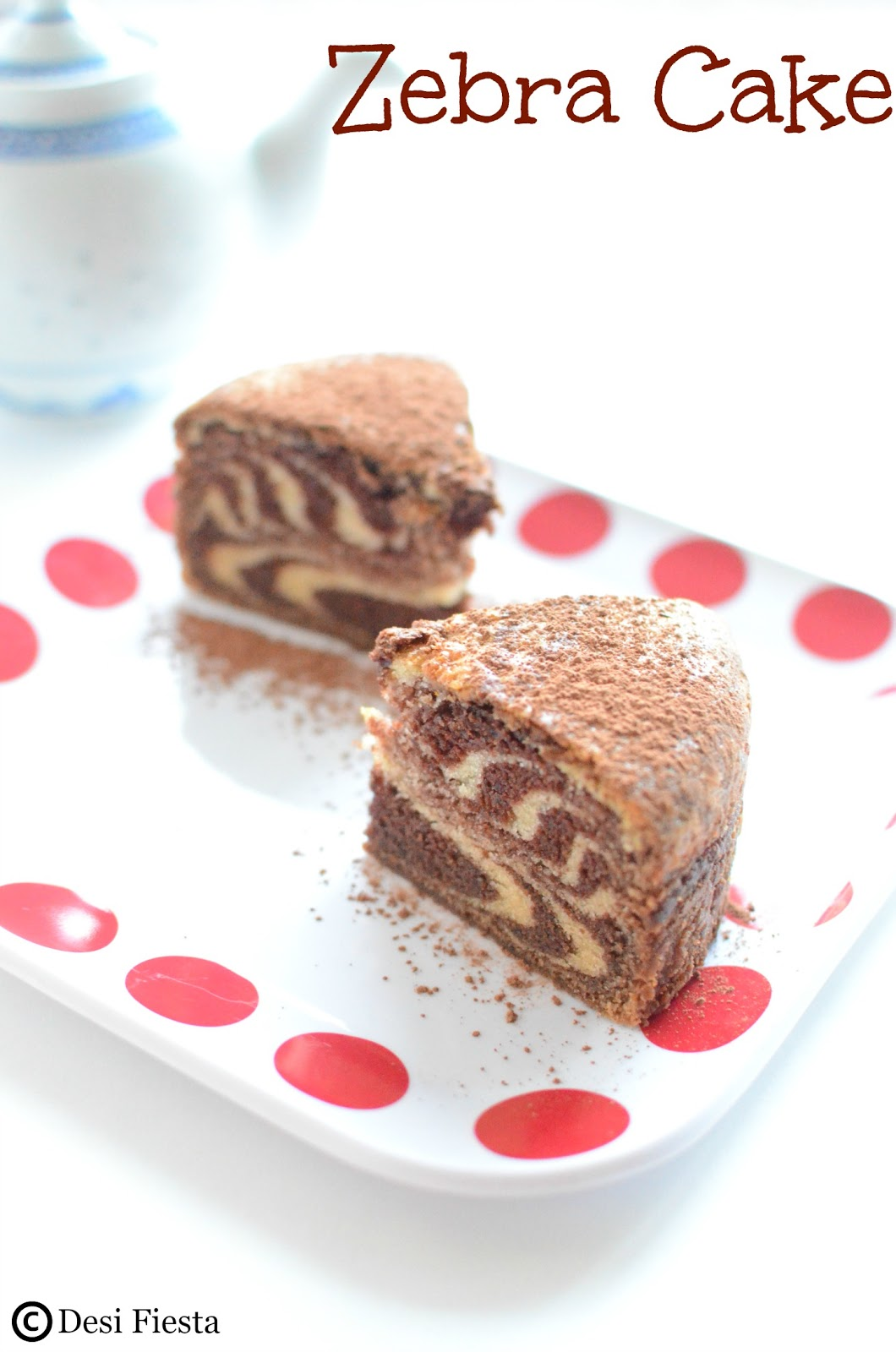 Patterened Cake recipes