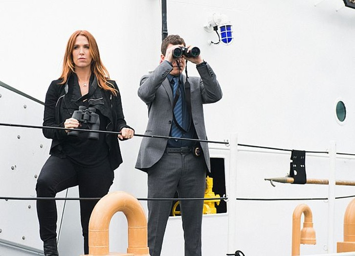 Unforgettable - Episode 3.05 - A Moveable Feast - Promotional Photos