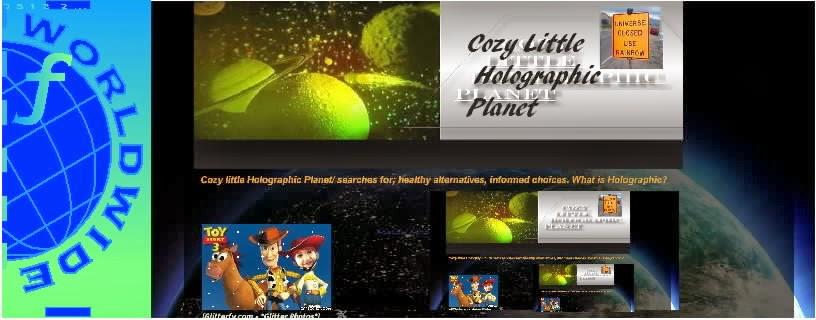 Cozy Holographic Planet