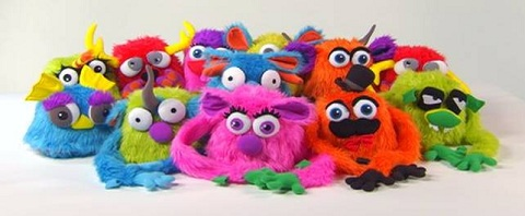 Puppet Monsters giveaway