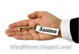 kunci meraih kesuksesan hidup