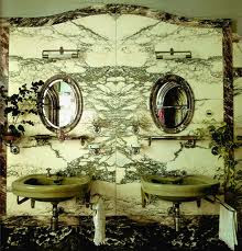 Old World Bathroom Decor