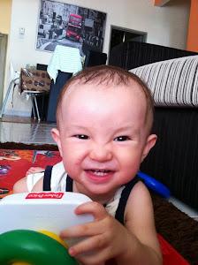 zareef 10 bulan