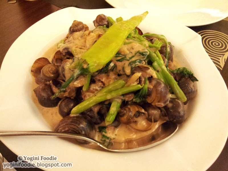 Yogini foodie archipelago 7107 by barrio fiesta at il for 7107 flavours philippine cuisine