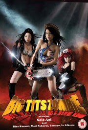 Ver The Big Tits Dragon: BigsTits Zombie Película online (2010)
