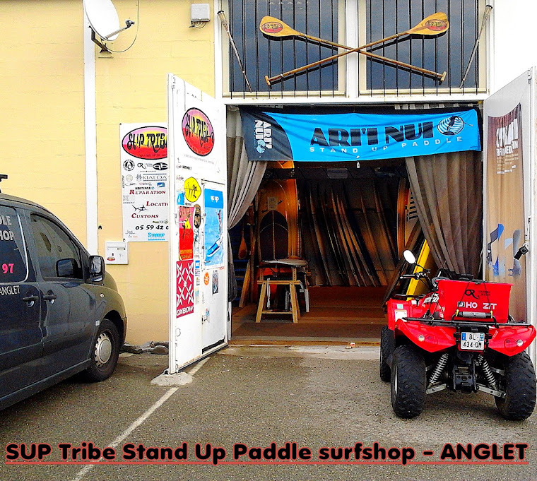 SUP Tribe Surf shop