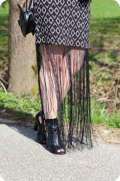 Heart and Soul for Fashion, Fashionblog, Styleblog, Fashion, Styling, OOTD, Outfit, Look, Lookbook, Inspiration, Outfit of the day, Trend, H&M, Primark, Debenhams, Fransen, Fringes, Coachella, Festival, Look