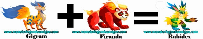 como obtener el rabidex en monster legends formula 3