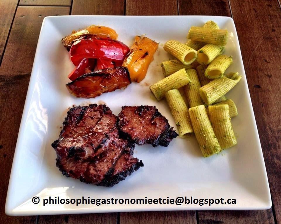 marinade barbecue pour bifteck de boeuf philosophie gastronomie et cie. Black Bedroom Furniture Sets. Home Design Ideas