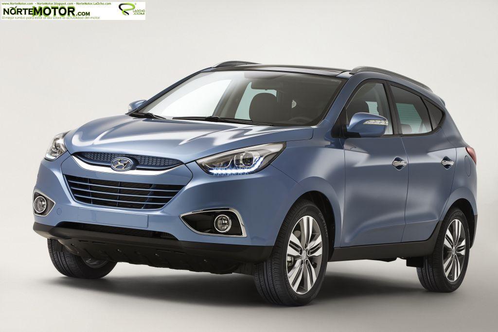 Nuevo Modelos Hyundai 2014 - Fotos de coches - Zcoches