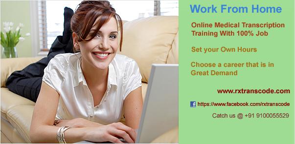 online medical coding billing transcription jobs