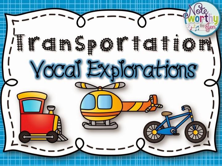 http://www.teacherspayteachers.com/Product/Transportation-Vocal-Explorations-1626659