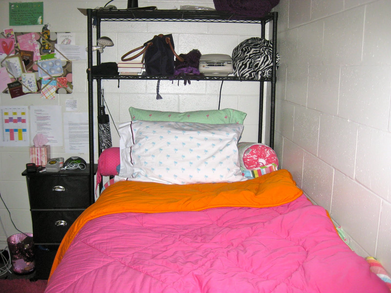 Dorm Room Over Bed Shelves 2018 Best Dorm Room Over Bed