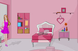 Barbie Doll Room Escape