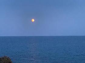 Peña Excursionista Canal Bajo: Eclipse lunar en Alicante