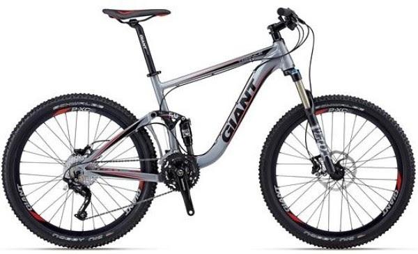 MTB Giant Trance X2 | sepeda kayuh