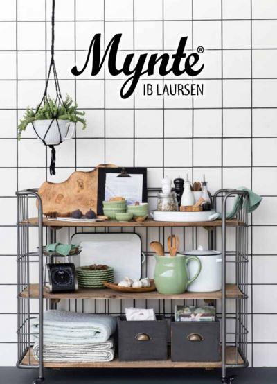 Nyt flot Mynte katalog 2016