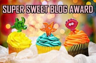 super sweet blog awards