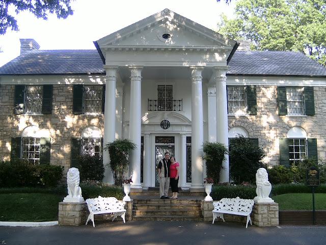 Visiting Graceland