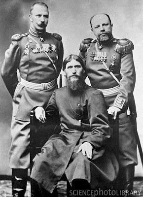 Biografi Grigori Rasputin